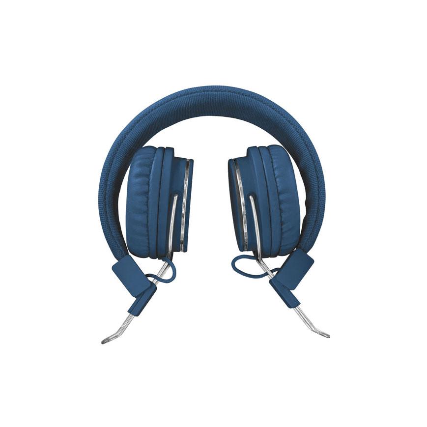 هدفون تراست مدل Ziva Foldable Blue