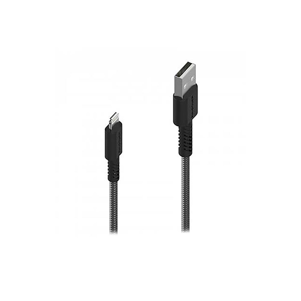 کابل تبدیل USB به لایتنینگ راو پاور مدل RP-CB011 طول 0.3 متر