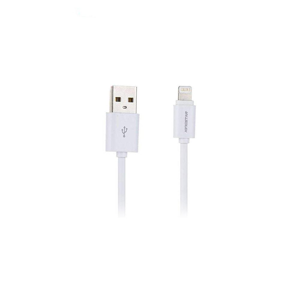 کابل تبدیل USB به لایتنینگ کینگ استار مدل KS05i